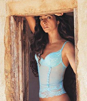 Claudia Ohana - Fotos Langeri