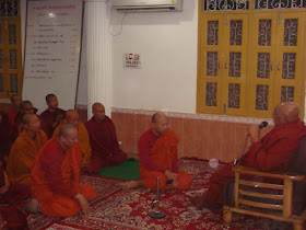 Sitagu Sayadaw & MM students of India