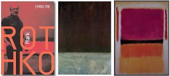 """"""" Mark Rothko: de la gloria al infierno Una biografía teñida del color de las gotas de sangre..."""""""