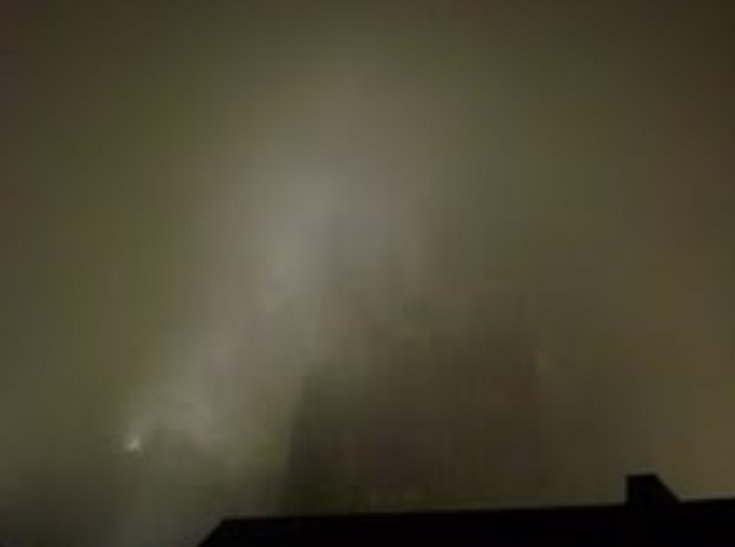 GERMANY - Facade of Cologne Cathedral in fog. / @JDumas