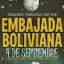 Embajada Boliviana: la vuelta con fechas confirmadas