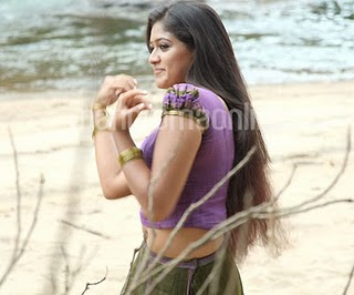 south india Actress Meghna raj hot and sexy images in Yakshiyum Njanum  photos
