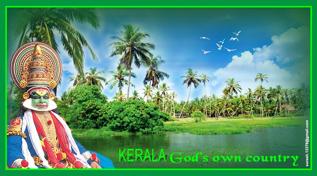 kerala god own country essay It is very rare that a catch phrase as arrogant and over confident as that would  have caught on, but boy, it did, and how 'god's own country' was coined by a.