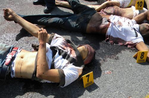 Zetas Murder 12 in MatamorosZetas Cartel Victims
