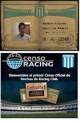 Soy Hincha de Racing