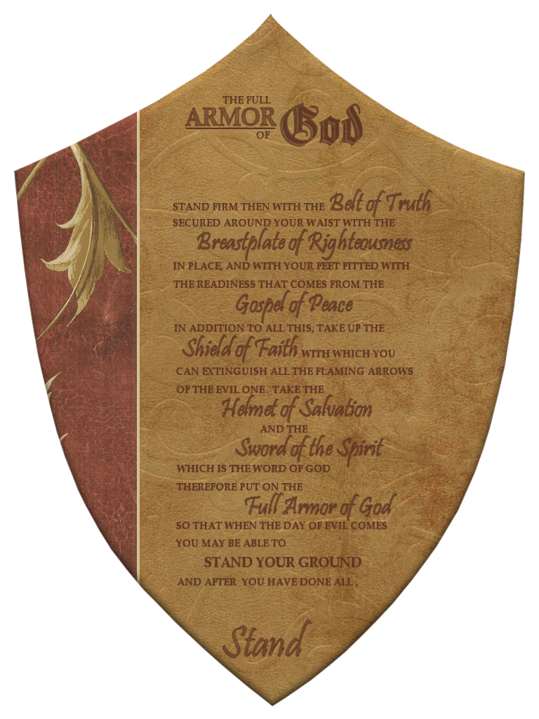 Shield Design Png Png Full Armor Shield Set