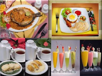 Special Menu Restauran Cendrawasih