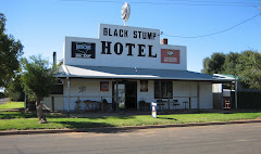 THE BLACK STUMP HOTEL