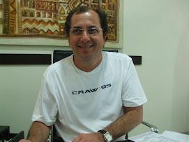 Carlos Rovina meu cardiologista, se eu morrer a culpa é dele !