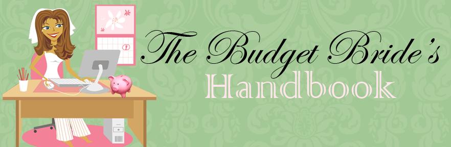 THE BUDGET BRIDES HANDBOOK
