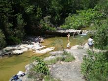 el rio en Vilartimó