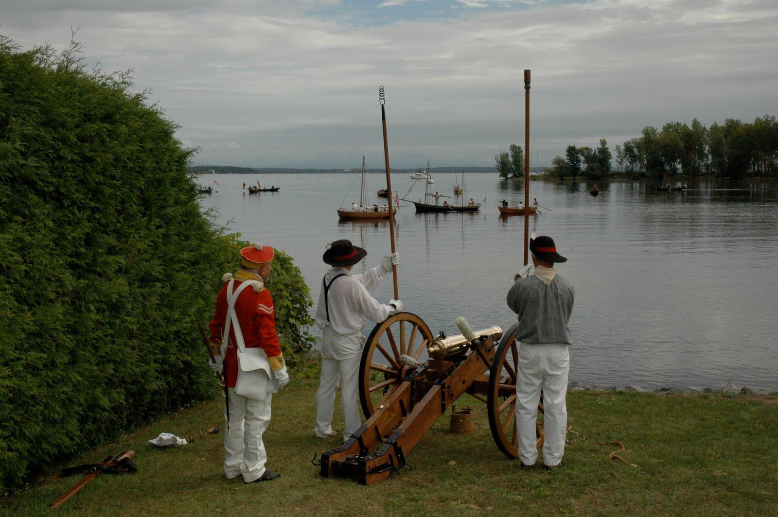 Battle Of Plattsburgh Commemoration 2010 Commemoration Of