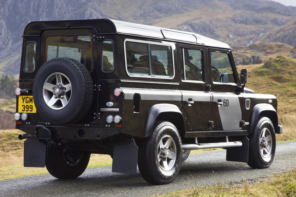 Land Rover Defender 110 S