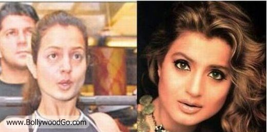 Amisha+Patel+Without+Makeup+BollywoodGo