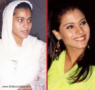 KajolWithoutMakeupBollywoodGo - Bollywood Actresses Without Makeup