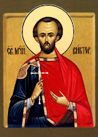 Sfântul Mucenic Victor