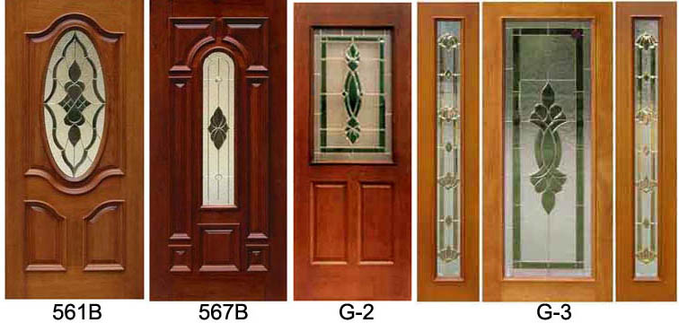 Sln doors for Solid wood front doors