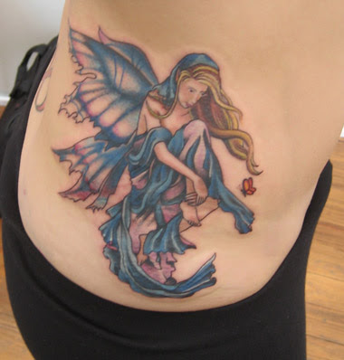 Another very popular tattoo among women is