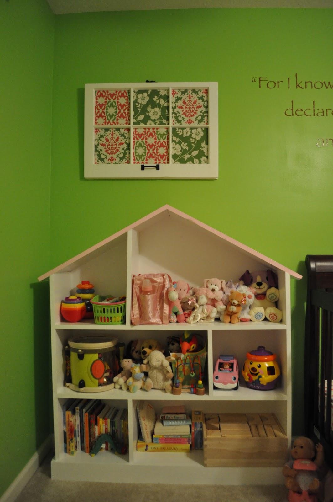 A Sweet Life Diy Dollhouse Bookcase