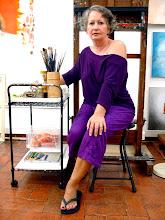 No atelier em Lisboa 2007