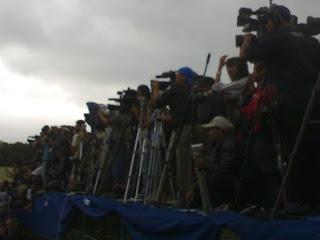 Fotografer media massa