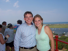 Me and April at the St. Augustine Lighthouse