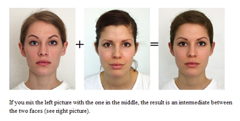 Health Correlator: Pretty faces are average faces: Genetic