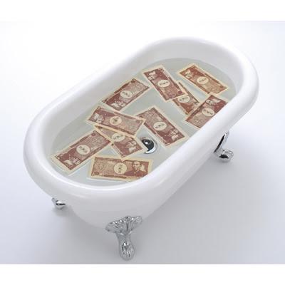 泡沫經濟泡泡浴 XD