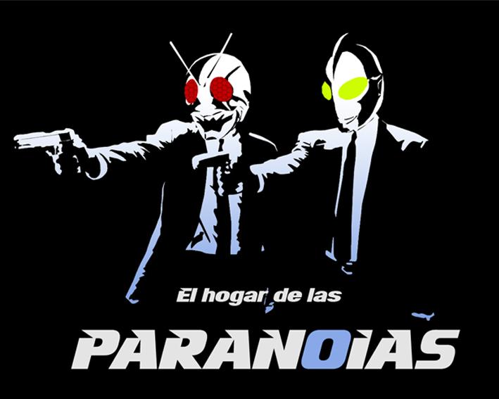 el hogar de las paranoias