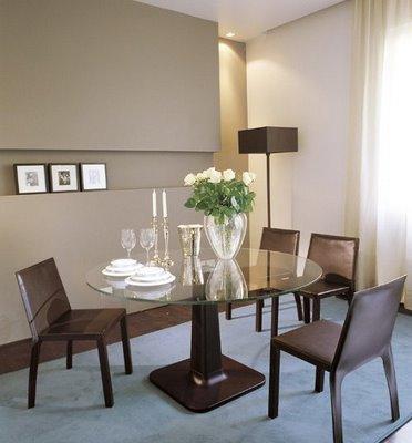 Decora tu casa mesas para comedor for Decora tu comedor