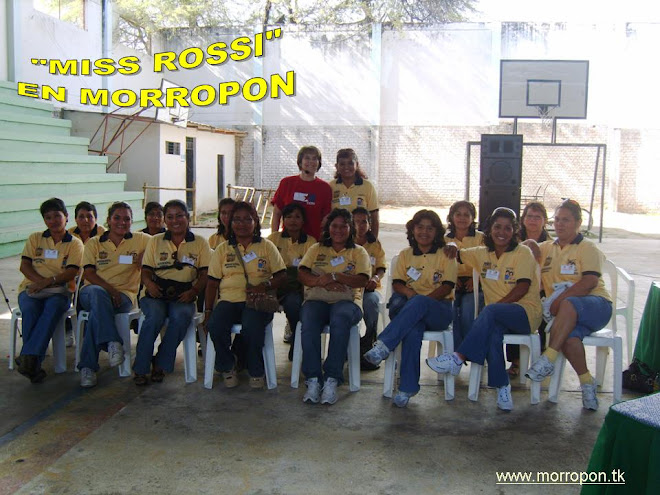 MISS ROSI EN MORROPON