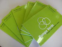 Fotos do lançamento do Livro Pampa Verde