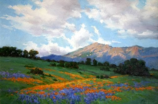 Southern California Artists Painting For The Environment