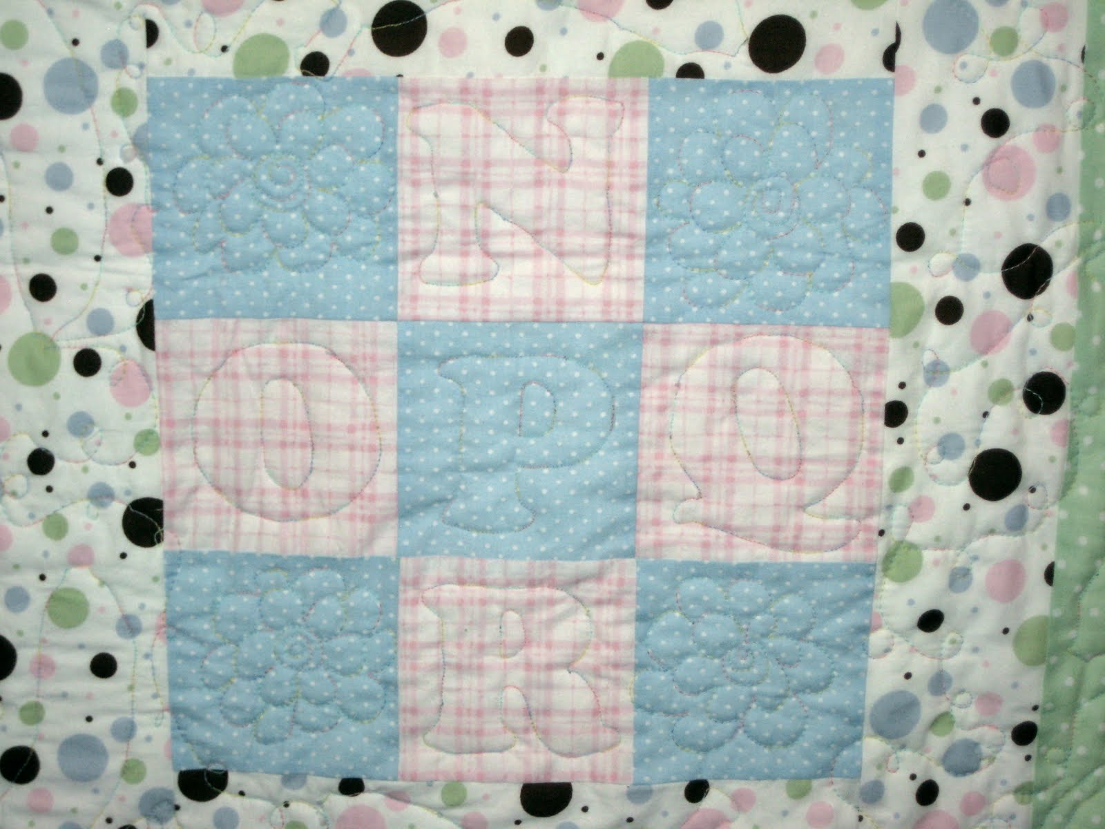 A quilt obsession