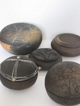 Svartbrännd keramik