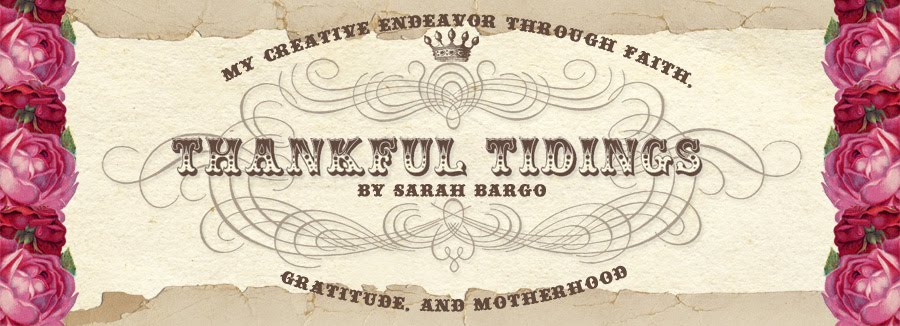 Thankful Tidings