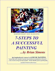 7-STEPS TO A SUCCESSFUL PAINTING