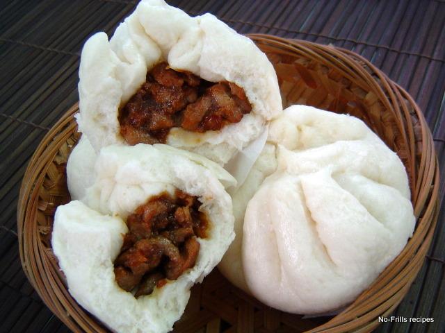 Steamed Bun ~ Char Siew Pau ~ 蒸叉烧包