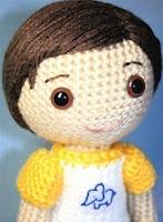 Owlishly Amigurumi Hair : Cthulhu Crochet and Cousins: Ten Top Tutorials