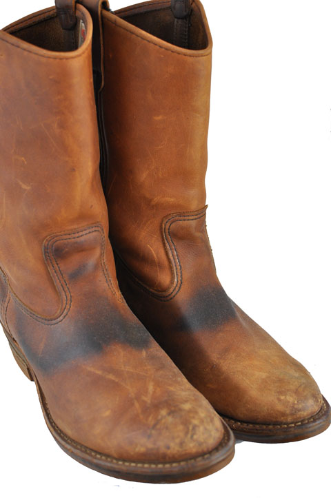 Red Wing Western Boots - Cr Boot