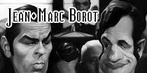 Jean-Marc Borot, un maître de la caricature au crayon, au bic, au speedpainting et autres peinture numérique