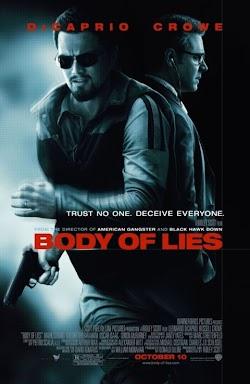 Điệp Vụ Cá Đuối - Body of Lies (2008) Poster