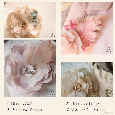 Идеи Spring+2010+petals+a+la+parisienne