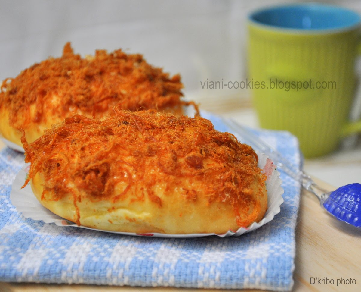 cara Membuat roti ala breadtalk