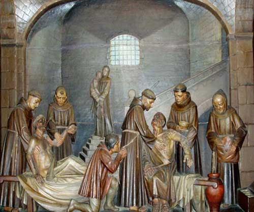 Babbilonia la lepra en la edad media muerte y rechazo for Casas de la epoca actual
