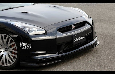 Pthc bbs gallery bbs for Schmieden Front Lip Spoiler for Nissan GT-R