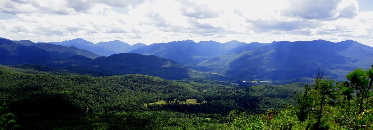 High Peaks Panorama