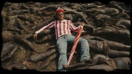 Donde está Wally? en Apocalypto de Mel Gibson