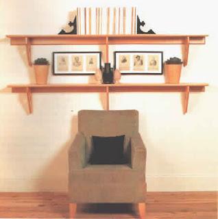 H galo usted mismo repisa con m nsulas parte 1 - Como hacer repisas de madera ...