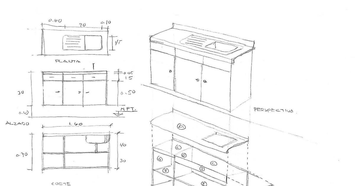 H galo usted mismo mueble para tarja en cocina integral for Medidas estandar de cajones de cocina